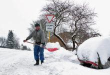 Rohke lumi tekitas segadust