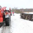 Täna hommikul juhtus Saaremaal Kaarma vallas koolibussiga liiklusõnnetus, milles keegi õnneks viga ei saanud.