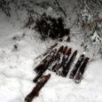 Salme vallas asuva RMK Sopi metsavahi onni lähedalt leiti pühapäeval kellegi poolt välja kaevatud ja puu alla pandud 12 Saksa päritolu lõhkekeha. Pommigrupp tegi need teisipäeval kahjutuks.