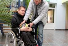 Leisi valla puudega inimesed vaimustusid esimesest treeningust