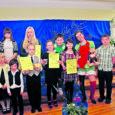 """Möödunud pühapäeval toimus Salmel taas laulumaiaste laste konkurss-kontsert """"Salme laululind""""."""