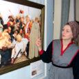 Eelmisest neljapäevast saab Kuressaare Linnateatri sinises ja valges saalis näha Raffaeli, Diego Velázqueze, Edvard Munchi, Salvador Dalí, Jan van Eycki ja teiste maailmakuulsate kunstnike töid. Tõsi, tegu pole originaalmaalide, vaid originaal-sete maalidega.