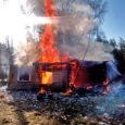 Saare maakonnas toimus sel nädalal väikese vahega kaks tulekahju.