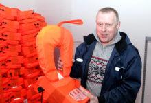 Laevakompanii annab ära 500 päästevesti