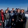 Koolivaheaja teisel päeval võttis meie klass ette sõidu Tallinna Eesti Vabariigi riigikokku.