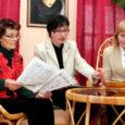 Kairit Lindmäe (38), Viivian Pihl (48) ja Ülle Siilak (56) kohtusid esmakordselt mullu 14. märtsil Saaremaa puuetega inimeste kojas (SPIK), kus Eesti vähiliit viis läbi teabepäeva. Veel samal päeval moodustati nende hakkajate saarlannade toel MTÜ Saaremaa Vähiühing.