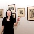 """Raegaleriis on avatud näitus """"2E. Eduard Wiiralt ja Evald Okas – eesti graafika suurkujud""""."""