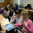 Eelmisel reedel toimus Saaremaa ühisgümnaasiumis 3. ja 4. klasside e-viktoriini finaalvõistlus.