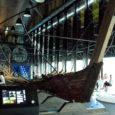 Reedel pidulikult avatud Tallinna Lennusadama unikaalsete eksponaatide hulgas on ka 1985. aastal Maasilinna lähedalt leitud Eesti vanemaid laevavrakke. Allveeklubi Viikar sukeldujate abiga tõsteti Maasilinna laev merepõhjast üles 1987. aastal ja paigutati Illiku laiule ajutisse ehitisse.
