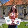 Kuressaare gümnaasiumi õpilaste reisimisest mahuka uurimistöö kirjutanud 10. klassi neiu Tairica Taavita pälvis vabariigi presidendi raamatupreemia.