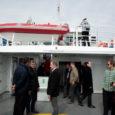 Kuigi varasemate plaanide kohaselt kavatses Baltic Workboats Ruhnu uue laeva riigile üle anda mai teisel nädalal, ei jõua Runö liini teenindama ka selle nädala lõpuks.
