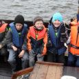 Tähistamaks Euroopa merepäeva, viisid Eesti väikelaevaehituse liit ja Saaremaa merispordi selts koos mitme partneriga mere ja meresõiduga lähemat tutvust tegema lasteaialapsi.