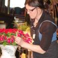 Neil päevil naasis Auriga keskuse Mileedi lilleäri müüja Kristiina Kivi Eesti lilleseade meistrivõistlustelt tubli kolmanda kohaga.