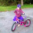 Laupäeval varastati Kuressaare pargis ZurraMurra kohviku juurest 5-aastase tüdruku jalgratas.