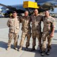 Seitsme kuu eest Lõuna-Afganistani Helmandi provintsi Eesti Vabariigi julgeolekut tagama lennanud seitse saarlast lõpetasid oma missiooni ja naasid möödunud laupäeval Eesti kontingendi ESTCON-12 koosseisus Eestisse.