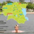 Euroopa Keskkonnaameti ja Euroopa Komisjoni äsja avalikustatud raportist ilmneb, et Saaremaa randades on suplusvesi kas suurepärane või hea.