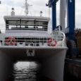 Ruhnu saare teenindamiseks ehitatud laev Runö alustas sel nädalal graafikujärgseid reise Ruhnust Roomassaarde, kuid sisenemine Pärnu sadamasse oli veel mõne päeva eest suure küsimärgi all.