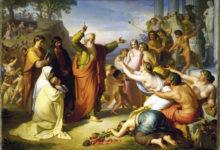 O. F. von Moeller ja tema suurim maal