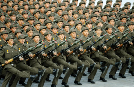 Elust Põhja-Koreas