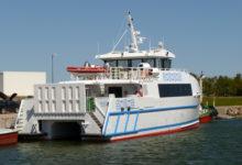 Tugev tuul häirib laevaliiklust Ruhnu saarega