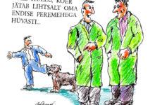 Hulkuvatest koertest ja nende omanike kasvatamisest