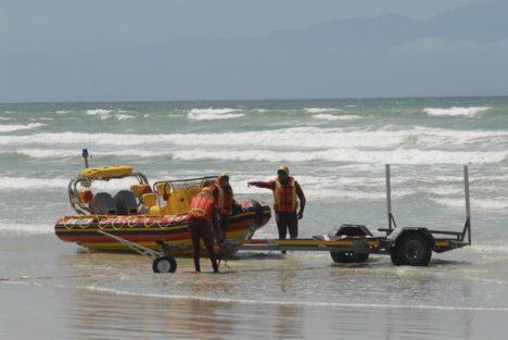 Merepääste vabatahtlikud valmistuvad ametlikuks tööks