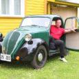 """Kindlasti on Kuressaares paljud märganud ringi sõitmas imearmast pisikest rohelist neljarattalist. Saaremaal nii ainulaadne ja sõna otseses mõttes nunnu sõiduriist – Fiat aastast 1938 kuulub ametikooli kutseõpetajale Toomas Kivile. """"Ei […]"""