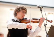 Viiuldaja Johannes Põlda läheb Sibeliuse akadeemiasse