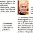 """Esmaspäeval toimus Kuressaare linnuse hoovis Eesti iseseisvuse taastamise 21. aastapäeva puhul kodanikualgatusena kontsert-ühislaulmine """"Vaba rahva laul"""", mille idee autor ja peakorraldaja oli Kärla valla mees Ülo Kannisto. Toimetuse poole on […]"""
