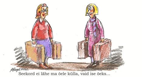 Miks lahkuvad meedikud Eestist laevade, rongide ja lennukitega