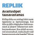 Kuressaare linnapea ja linnavolikogu esimehe arvamus, et kogu Kuressaare Hoolekanne SA juhtum on valimiste tõttu võtnud juba ülemäära suured mõõtmed, on üsna tõene. Paraku ei loe kuskilt välja, et just […]