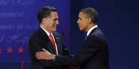 Euroopa pooldab Obamat, kuid pole ka Romney vastu