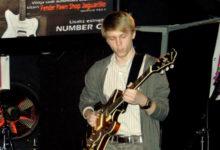 Sander Sepp kitarristide konkursil kolmas