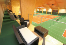 tennisekeskus seest