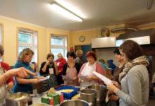 19 saarlast õppis Põlvamaal head koolitoitu tegema