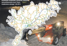 Riigimaanteede talvisest korrashoiust