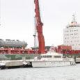 Eile kella 11 ajal oli Saaremaa Sadama kai ääres hiiglaslik Saksa kaubalaev Falshoeft. Laevatekile tehti ruumi selleks, et pardale tõsta Horvaatia politseile määratud patrull-laev Ivan Kamber, mille Euroopa Liidu raha […]