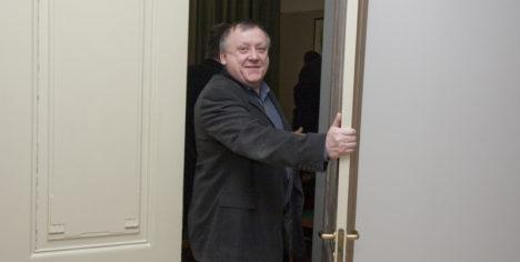 Aasta kultuurisõber ja kultuurimetseen on Vjatšeslav Leedo