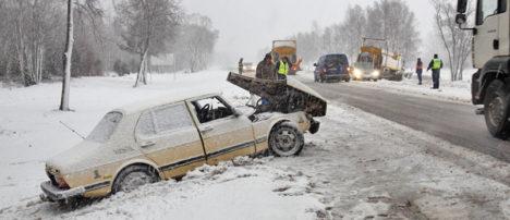 Halb ilm viis autod teelt