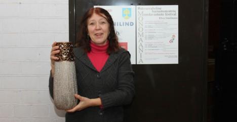 Marika Paas naasis Monomaanialt preemiatega