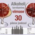 Vähemalt kord nädalas alkoholi tarvitavate elanike osakaalu poolest on Saare maakond Eestis kolmandal kohal, näitab Tervise Arengu Instituudi (TAI) paikkonna tervisemõjurite uuring 2011. aasta kohta. Uuringust selgub, et vähemalt kord […]