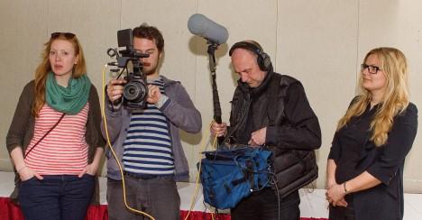 Saaremaa naised teevad Torgu Poistest filmi