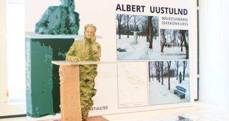 Uustulndi kuju valmistab skulptor Hannes Starkopf
