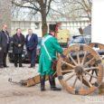 Kanoniir Vassili korraldas tõeliselt piduliku sissejuhatuse teisipäeva keskpäeva paiku Kuressaare lossis toimunud üritusele, kus Ukraina aukonsuliks Eestis kinnitati Saaremaa ettevõtja Vjatšeslav Leedo.