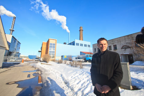 Ehitusfirma Tesman nõuab soojafirmalt üüratut summat