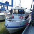 2. mail lasti Nasva sadamas Baltic Workboatsi ellingult vette uhiuus väikeparvlaev Abro, mis mai lõpust asub Abruka saare ja Roomassaare sadama vahet reisijaid ja kaupa vedama. Pidulikku tseremooniat oli jälgimas […]