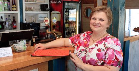 Roomassaare kohvik pakub nii eellugu kui ka meelitusi