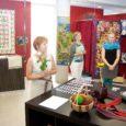 Teisipäeva õhtul avati Ferrumi kaubanduskeskuse teisel korrusel Saare maakonna käsitöönäitus, mis on pühendatud 50. Saaremaa laulupeole. Näituse ühe korraldaja Krista Lembri sõnul on käsitöö tegemine samuti loomine. Näitusel on väljas […]