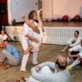 """12.-14. juulini etendus Kuressaare Kuursaalis tantsukompanii Uppsartantsulavastus """"Meie hinges on revolutsioon!"""". Loojatel oli plaanisluua tantsulavastus inimestest, armastusest, revolutsioonist – kõigest, mishinges pakitseb."""
