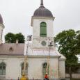 Üleeile alustasid Paide firma Tafrix OÜ töömehed Kuressaare Nikolai kirikukellatorni vana krohvieemaldamist. Ülesande teeb raskeks see, et eelmisel aastal paigaldati kirikule vaskplekist katus. Nüüd on katus ehituse ajaks kinni kaetud […]